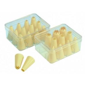 Sacchetti e bocchette per pasticceria