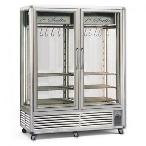 Espositori refrigerati per carne