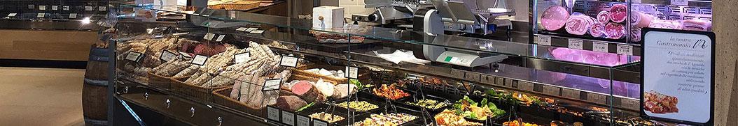 Banchi professionali per la gastronomia in vendita online