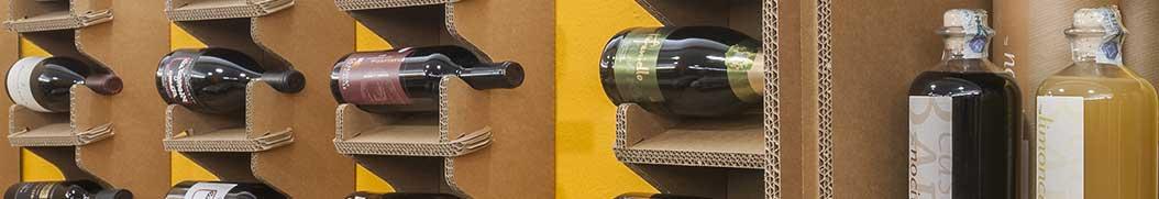 Espositori per vino in vendita online