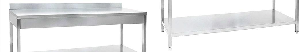 Tavoli in acciaio inox in vendita online