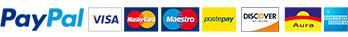 Acquista in sicurezza con Pagamenti Paypal